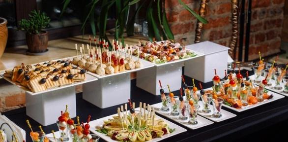 Доставка фуршетного сета отитальянского ресторана «ЧинЧин»