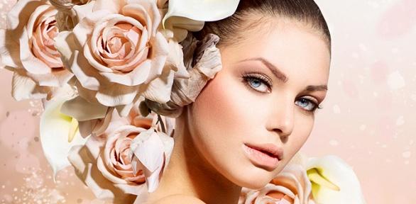 Чистка, пилинг, омолаживающая программа для лица всалоне красоты «Каприз»