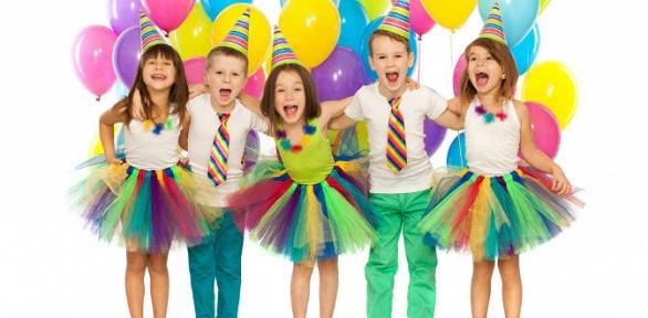 Проведение детского праздника откомпании Magix