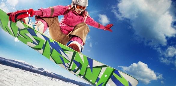 Прокат горных лыж, сноуборда или коньков отSnow Express