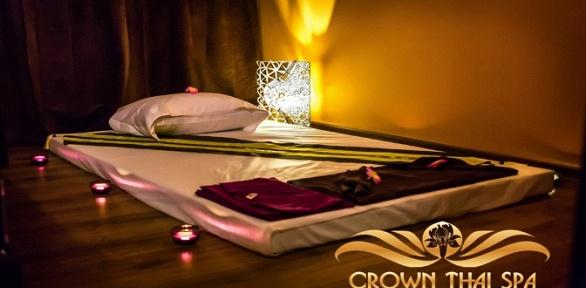 SPA-программы впрофессиональном салоне тайского SPA Crown Thai SPA