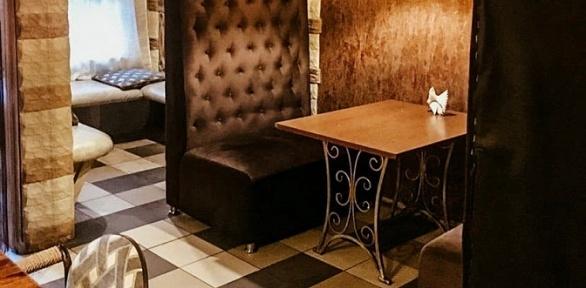 Ужин вкафе-шашлычной «Карс»