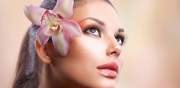 Дневной, Smoky Eyes, вечерний иэкспресс-макияж отсалона «Виктория ViVa»