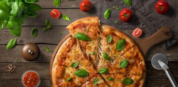 Сеты изроллов либо пицц откафе Amici