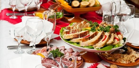 Меню кухни вресторане «Чешский дворик»
