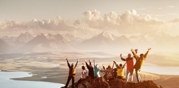 Отдых вАлтайском крае насклоне горы втуркомплексе «Гора Веселая»