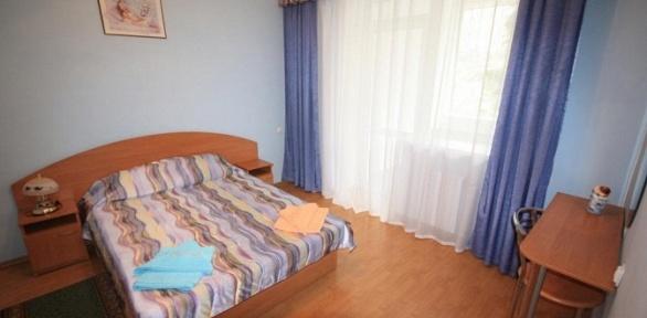 Отдых напобережье Черного моря вотеле «Гостиный Дом»