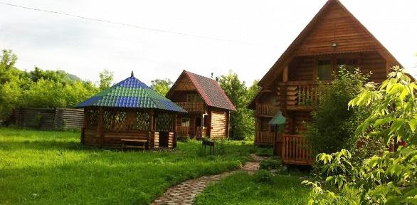 Отдых вкоттедже набазе «Деревенька Шпили Village»