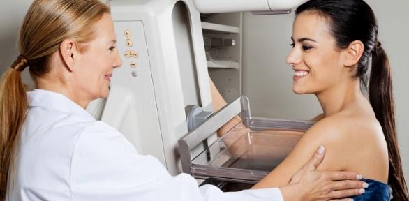 Маммография или электроэнцефалография вОЦПМО «Профмед»