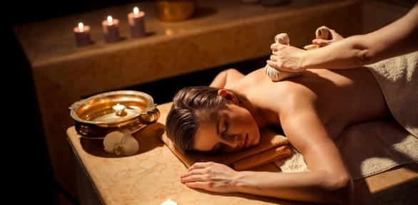 Тайский массаж или SPA-программа вSPA-салоне Aura