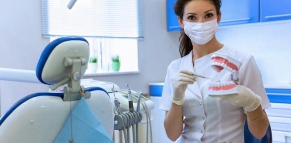 Лечение кариеса, гигиена полости рта, отбеливание встоматологии Implant