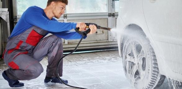 Химчистка, мойка автомобиля, абразивная полировка наавтомойке Dmitrov Car