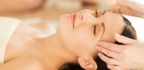 Чистка, пилинг, массаж лица встудии косметологии Fluid