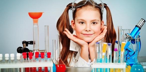 Детский праздник снаучным шоу откомпании «FiXшоу»