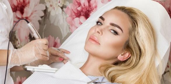 Перманентный макияж бровей, век или губ вцентре Gebeya
