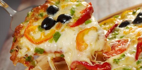 Пироги навыбор или пицца отслужбы доставки Rio Pizza заполцены