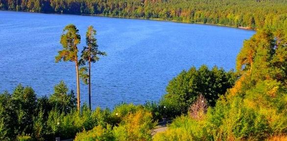 Отдых наберегу озера Большой Кисегач всанатории «Кисегач»