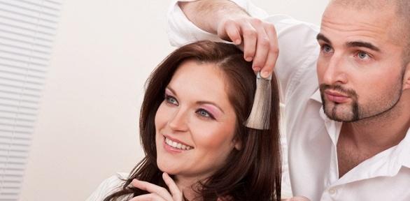 Процедуры поуходу заволосами навыбор встудии Salon Royal Hair