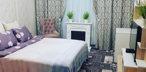 Отдых вгостиничном комплексе «Алмаз»
