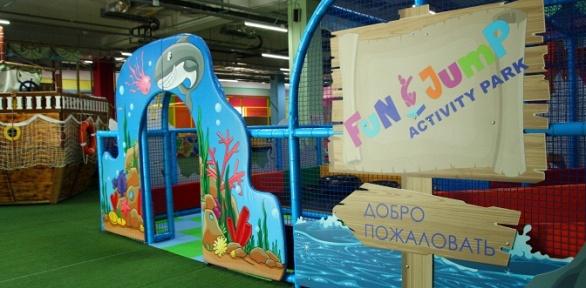 Бронирование комнаты, день развлечений впарке Fun Jump