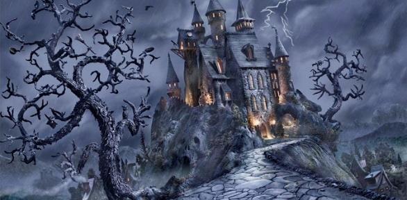 Участие вквесте «Дом Дракулы» откомпании QuestMe