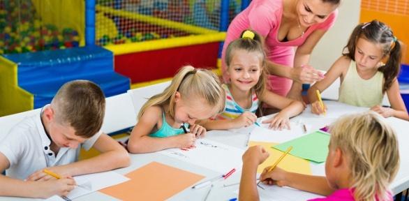 Интеллектуальные занятия навыбор для детей вцентре «МегаМозг»