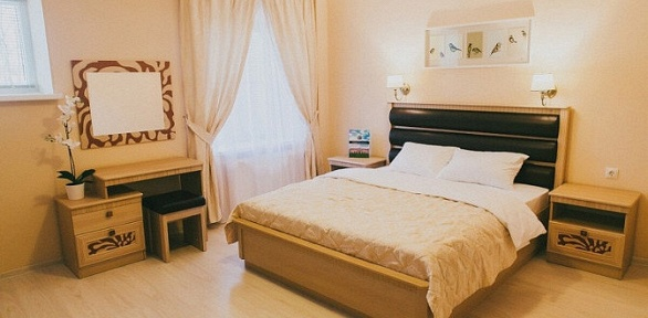 Отдых взагородном отеле «Диамант»