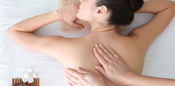 Сеансы массажа вцентре «Все свои»
