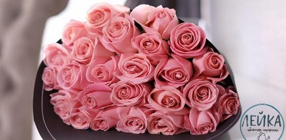 Букет изэквадорских роз навыбор