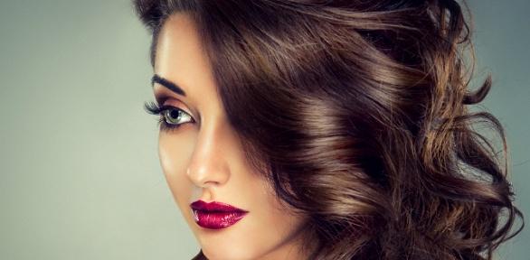 Кератиновое выпрямление, окрашивание волос иуход встудии Beauty Frunze