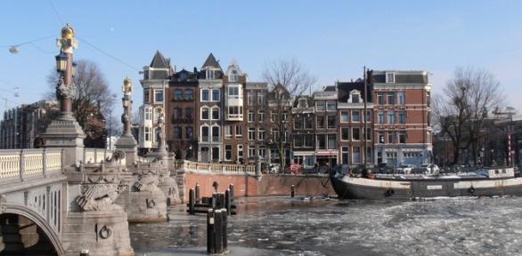 Тур спразднованием Нового года вАмстердаме
