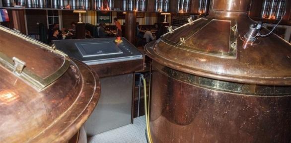 Экскурсия сдегустацией пенного напитка впаб-солодоварню «1516»
