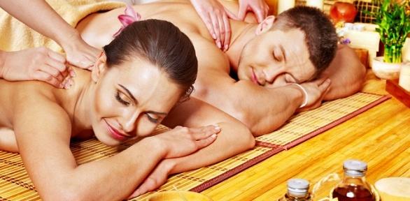 SPA-программа навыбор для одного или двоих встудии массажа «Массаж &SPA»