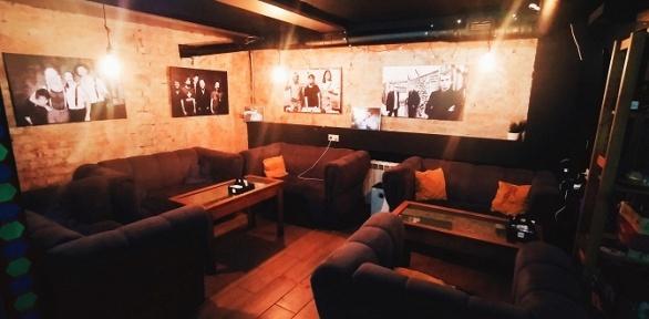 Напитки ипаровые коктейли влаундж-баре «Мята Lounge Петровка»