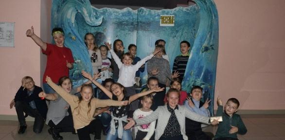 Участие вквесте отмастерской детских квестов «Абракадабра»