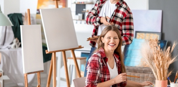 Мастер-классы порисованию встудии рисования Artskills