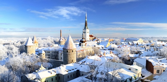 Тур «Три столицы Балтии» оттуроператора «ПМП»