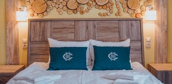 Отдых вномере категории навыбор сзавтраками вотеле Chalet Country Club
