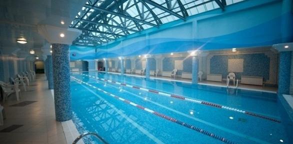 Отдых сзавтраком ипосещением бассейна вотеле «Гольфстрим»
