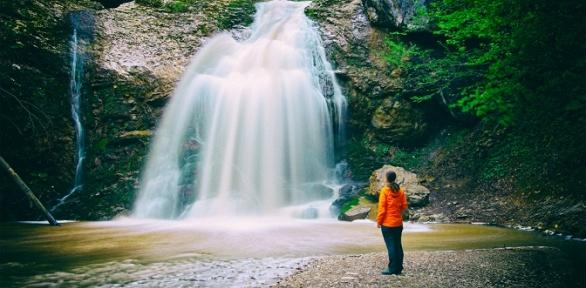 Отдых вгорах Адыгеи сзавтраком вотеле «Водопады Руфабго»
