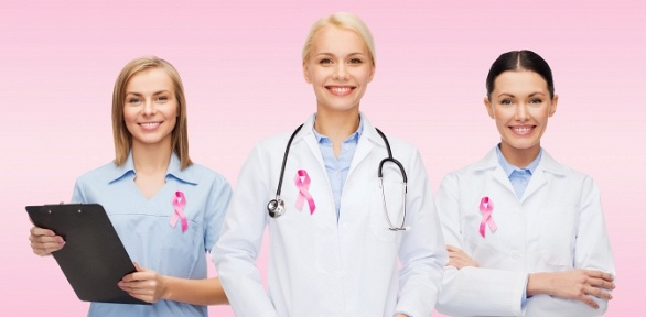 Прием онколога-маммолога сУЗИ молочных желез вклинике «Креде Эксперто»