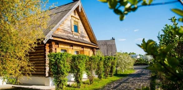 Отдых в Суздале для двоих в гостиничном комплексе «Пушкарская Слобода»