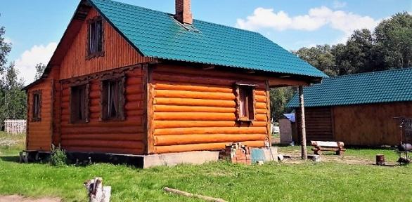 Отдых сразвлечениями или без набазе «Дикий Урал»