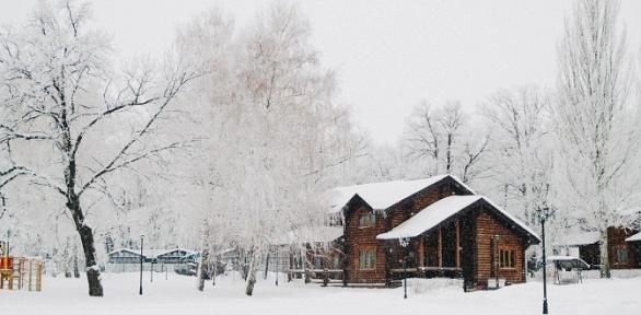 Зимний отдых впарк-отеле «Васильевский»