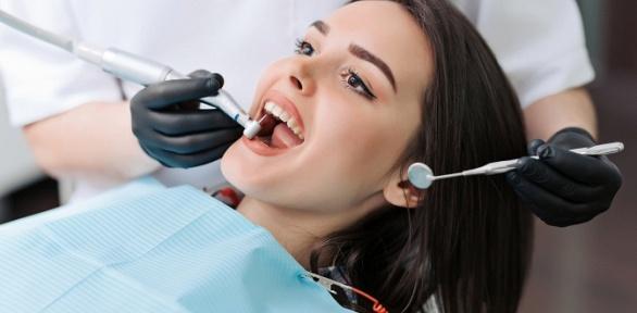 Сертификат напроцедуры встоматологии «Олимп»