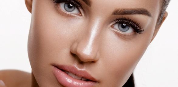 Наращивание ресниц встудии Online Beauty