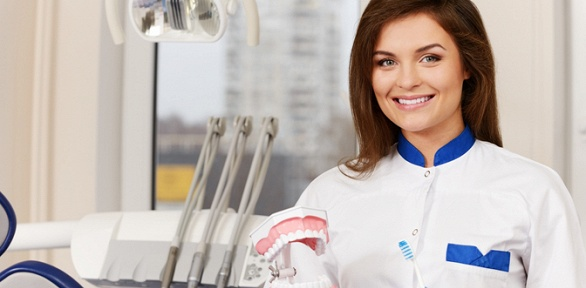 УЗ-чистка зубов, лечение кариеса иудаление зуба вмедцентре «Лидер»