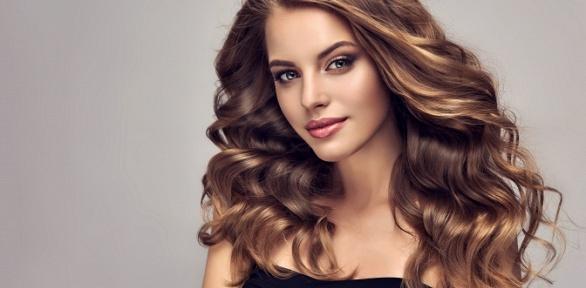 Стрижка, окрашивание, ламинирование волос в салоне «5 шагов к красоте»