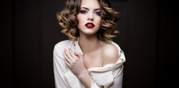 Стрижка или окрашивание волос отпарикмахера-стилиста Оксаны Третьяковой