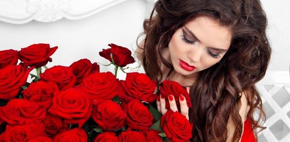 Букет изгербер, роз, орхидей или ирисов